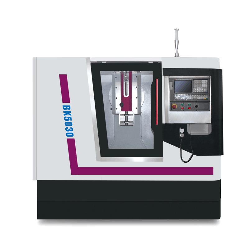 CNC Slotting Machine  BK5030 BK5032 Featured Image