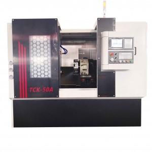 CNC Slant Lathe Machine TCK50A