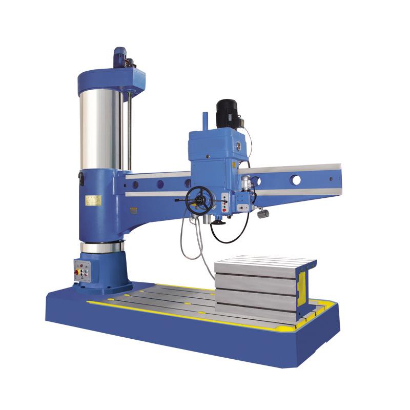 Hydraulic radial drilling machine Z30100X31 Z30125X40 Featured Image