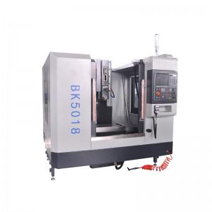 Full Cover CNC Slotter Machine BK5018