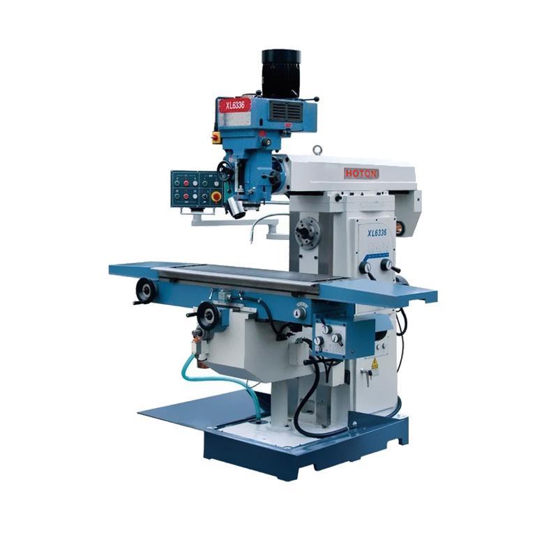 2017 wholesale price Machine Center - Turret Milling Machine XL6336 – Hoton