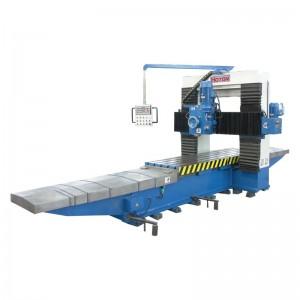 CNC Gantry jyrsin X2012