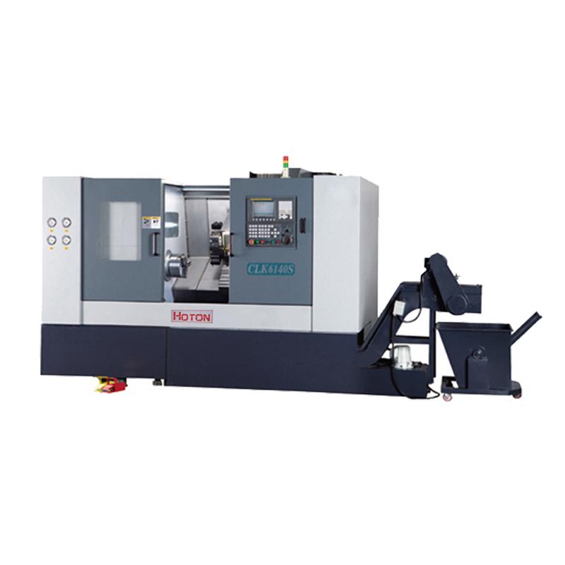 OEM/ODM Factory Knee-Type Milling Machine - CNC Slant Bed Lathe Machine CLK6140S – Hoton