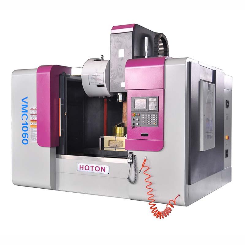 Chinese wholesale Cnc Lathe Cak6140 -  Machining center VMC1060 – Hoton