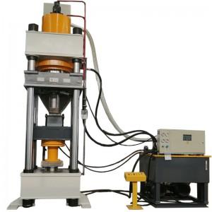 500 tons salt brick powder forming hydraulic press