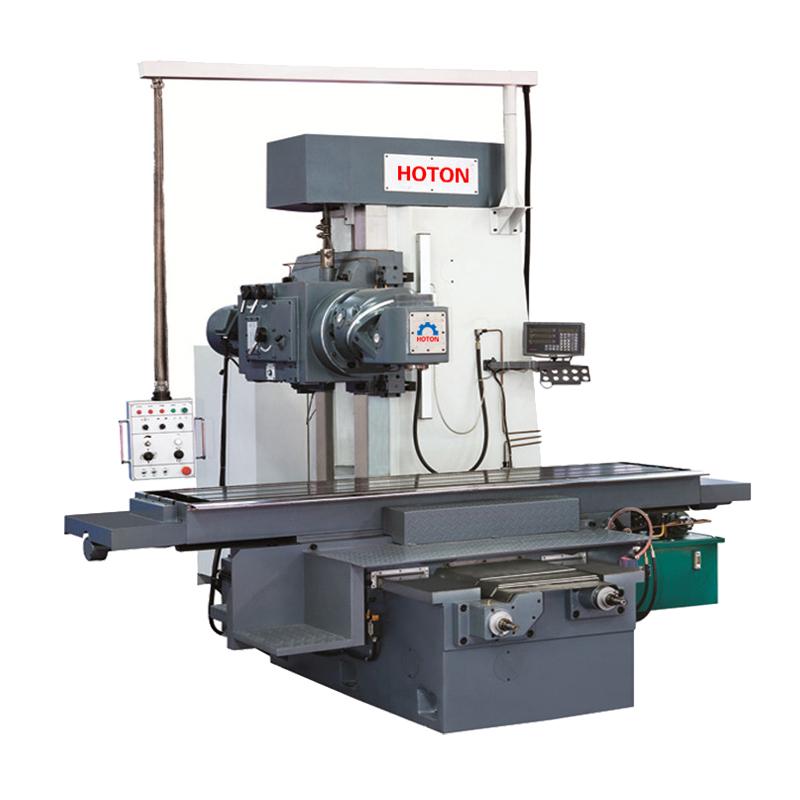 Original Factory Vertical Slotter Machine - Bed Milling Machine X716 – Hoton