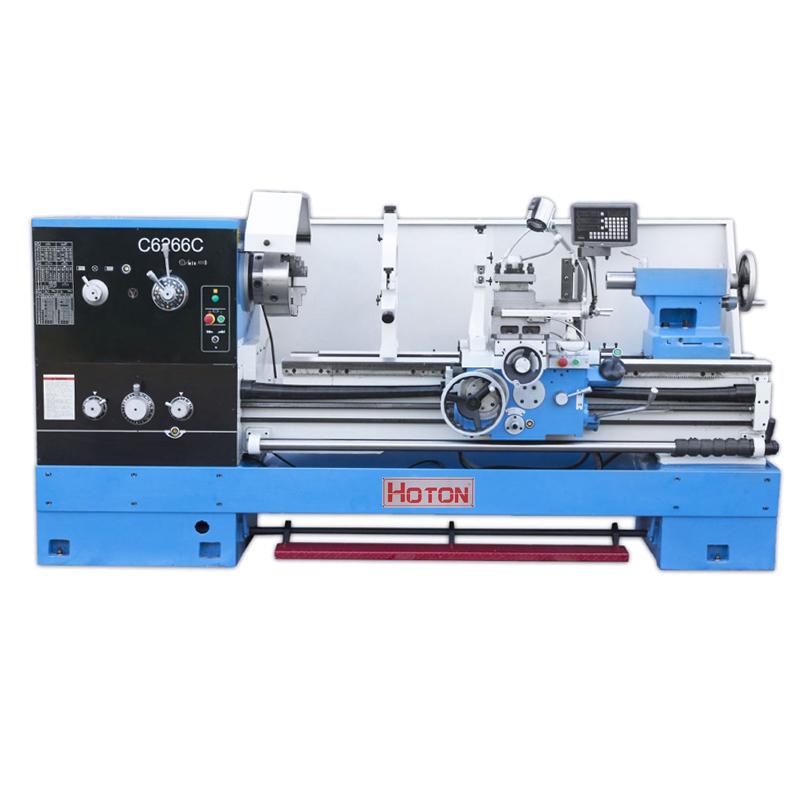Factory Supply Lathe Ca6250 - Universal Lathe C6266C – Hoton