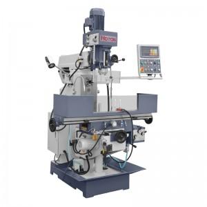 Universal Milling Drilling Machine ZX6350ZA