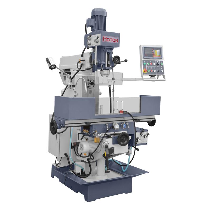 Universal Milling Drilling Machine ZX6350ZA Featured Image