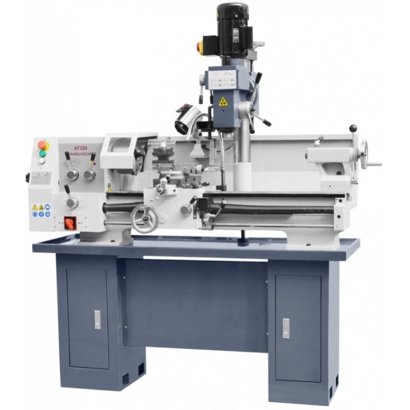 mini lathe machine AT320 Featured Image