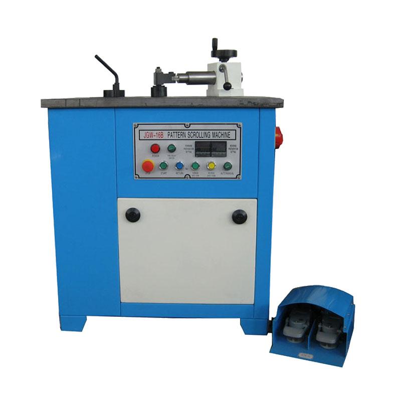 Metal Craft Machines JGW-16 Featured Image
