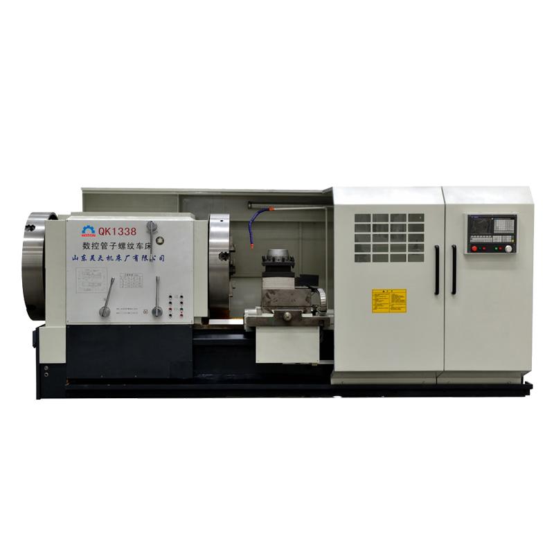 OEM Manufacturer Grinder Sga4080 - Oil Country Lathe QK1338  – Hoton
