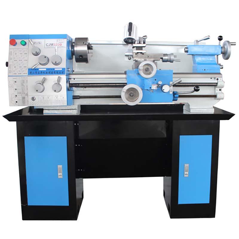 Discountable price Mechanical Cutting Shears - Bench Lathe CJM320B – Hoton