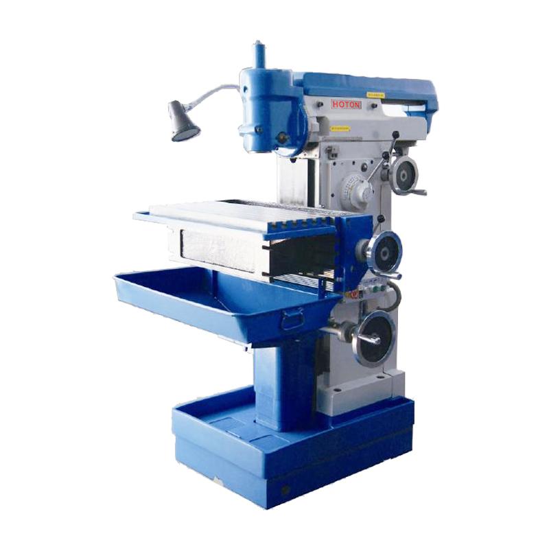 Hot sale Factory Motorized Ring Bending Machine - Universal Tool Milling Machine X8126C – Hoton
