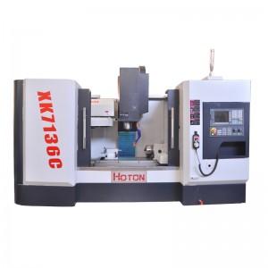 Cheapest Factory Motorized Bead Bending Machine - CNC Milling Machine XK7136 – Hoton