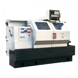 Hot sale Factory Motorized Ring Bending Machine - CNC Flat Bed Lathe Machine CK6156 – Hoton